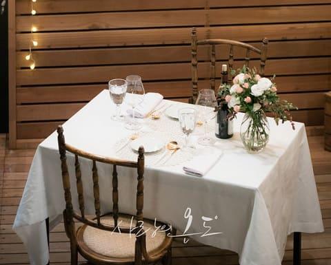 愛の温度 プロポーズのテーブル